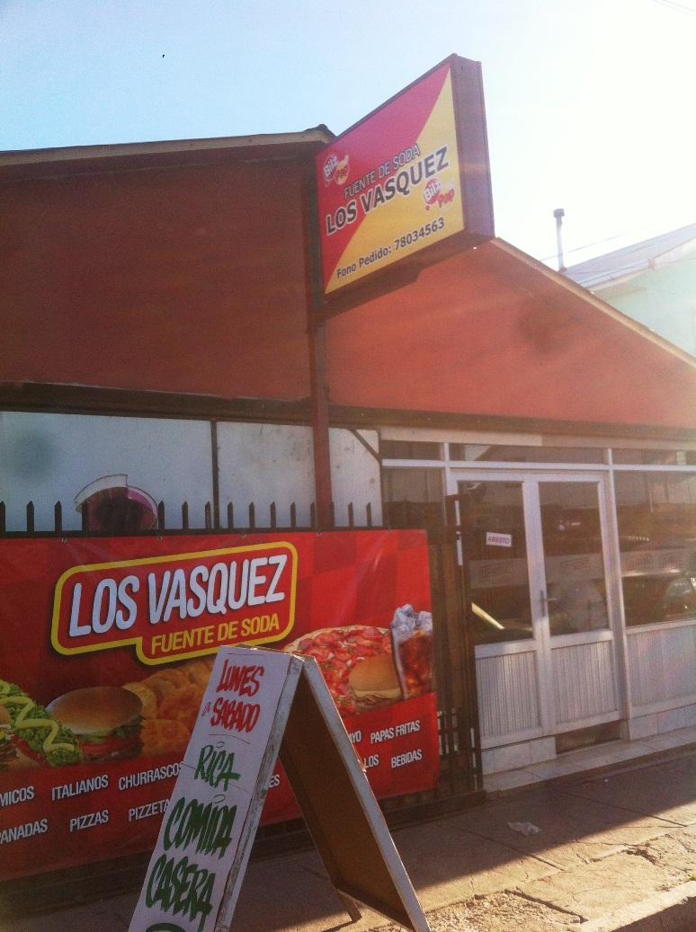 Fuente de Soda Los Vasquez