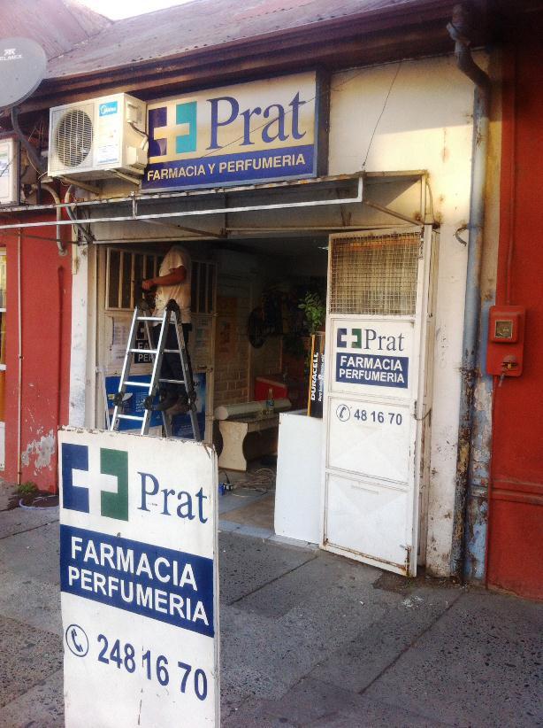 Farmacia Prat – Hualañe