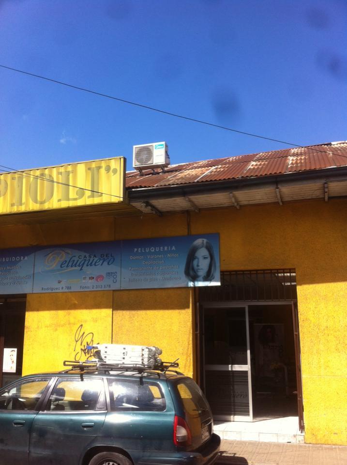 Casa del Peluquero Curico
